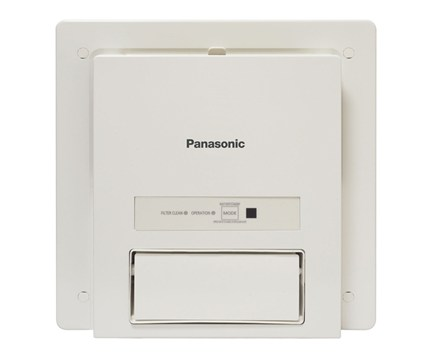 panasonic bathroom fan